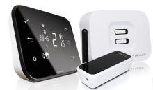 Prostorový internetový termostat SALUS IT500, možnost ovládání pře PC, MOBIL