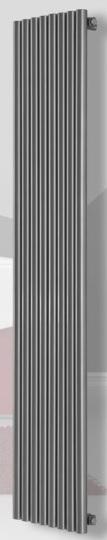 Koupelnové radiátory - model AQUA