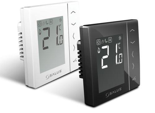 Zónové termostaty - regulace