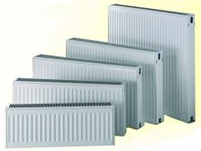 Deskový radiátor DELTA Klasik 11/400/900 max. výkon 711 W