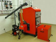 ATMOS Přídavný popelník pro kotle D80P-střední 68l