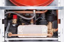 AKCE MĚSÍCE - kondenzační kombinovaný kotel AIRFEL PREMIX CP1-25 SP, 4,5-22,4 kW
