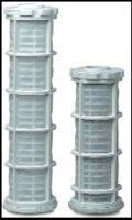 """Vložka filtrační na mech.nečistoty - nylonová - 10"""" (254mm) 60 mikr"""