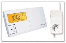 Prostorový termostat SALUS 091FLTX+ týdenní - bezdrátový
