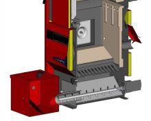 ATMOS Odpopelňovací zařízení bez přídavného popelníku pro kotle D50P