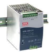 Zdroj - 100 Wattů/DIN - 24 Voltů - zdroj stejnosměrného napětí 100 Wattů