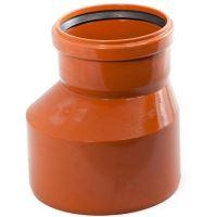 Redukce kanalizační PVC KGR 160/125