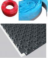 Balíček kompletního systému podlahového vytápění HERZ PERT pro plochu 40 m2