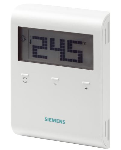 Prostorový termostat SIEMENS RDD 100.1, 1420