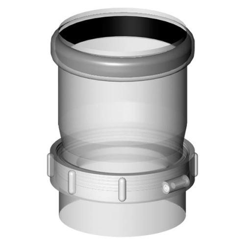 ALMEVA - FLEX adapter flex / starr, průměr 80 mm