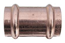 CU nátrubek F-F průměr 22 mm