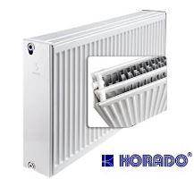 Deskový radiátor KORADO RADIK VKL 33/400/600 (spodní připojení, levé), 1043 W