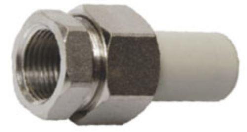 PPR šroubení vnitřní průměr 25 mm - 3/4