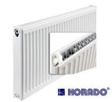 Deskový radiátor KORADO RADIK VKL Pozink 22/600/400 (spodní připojení, levé), 672 W