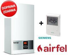 AKCE MĚSÍCE - kondenzační kotel AIRFEL PREMIX 25 - T, 4,5-24,4 kW