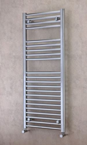 Koupelnový radiátor BNIT 1300/450 nerez, rovný max. výkon 365 W