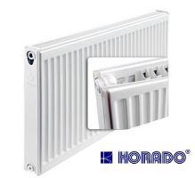 Deskový radiátor KORADO RADIK VKL Pozink 21/400/800 (spodní připojení, levé), 750 W