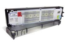 Centrální svorkovnice SALUS KL08NSB, kabelová, napájení 230V