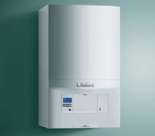 Sestava kond.kotel VAILLANT VUW 246/5-5 ECOTEC PLUS + VIH QL 75 B, 24 kW, zásob.70, vlevo