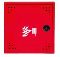 Hydrantová skříň DN 25 BI návin 20 m - Bílá, Ral 9003 - komplet