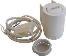 Termopohon pro podlahové topení HERZ 1771101, napětí 230V, zdvih 4,5 mm, M28*1,5 mm