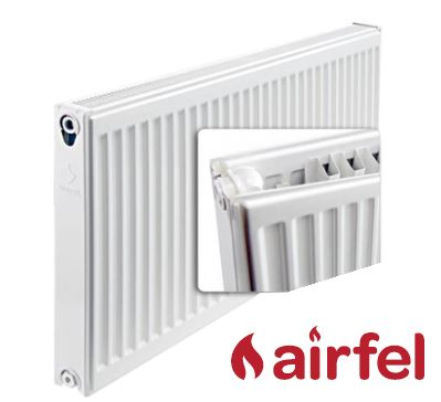 Deskový radiátor AIRFEL Klasik 21/600/1200 max. výkon 1996 W