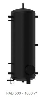 Akumulační nádrž bez vnitřního zásobníku DZ Dražice NAD 1000 v1 - bez izolace