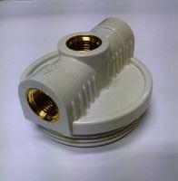 """Hlava k filtrům na mechanické nečistoty 1/2"""" (pro FL253 P)"""