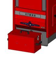 ATMOS Odpopelňovací zařízení bez přídavného popelníku pro kotle D25P, D31P